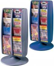 Desktop Brochure Literature Holders Dispensers