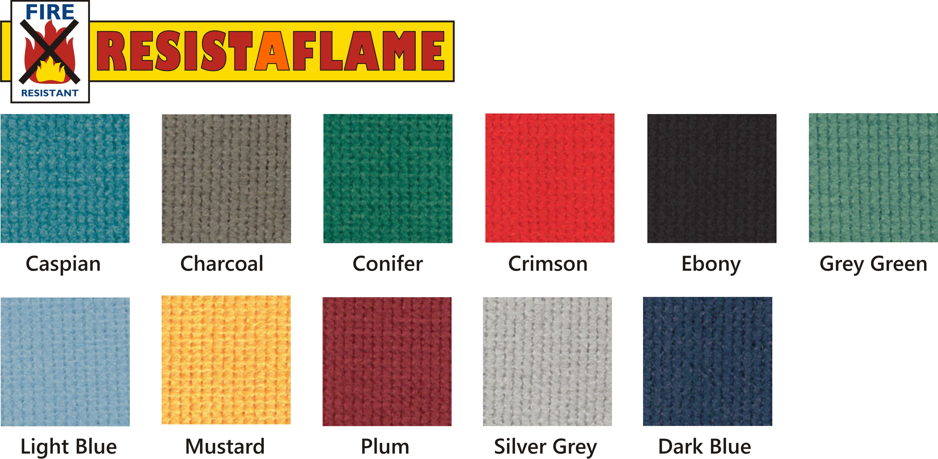Resisst-A-Flame Fire Retardant Noticeboards