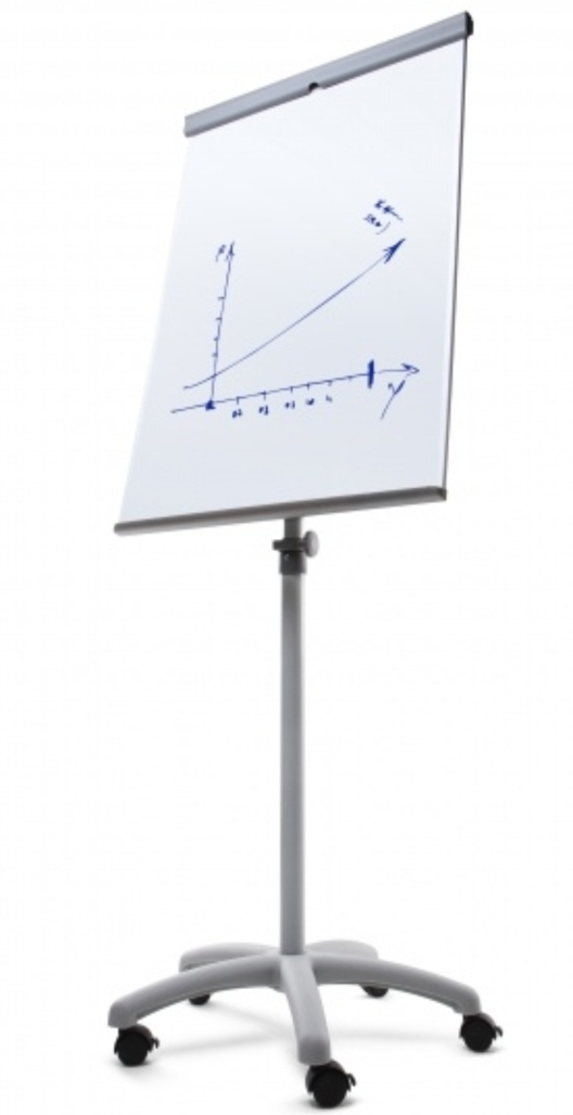 Scripy Premium Magnetic Flipchart Holder