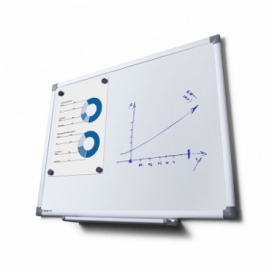 The Script Magnetic Drywipe Whiteboard