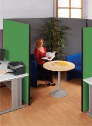 BusyScreen - Classic Floor Partition Systems