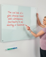 WriteOn - Magnetic Glass Whiteboards