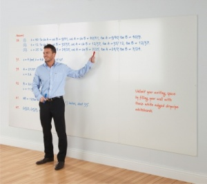 WriteOn - Whiteboard Wall