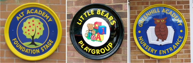 signs for schools grp signs