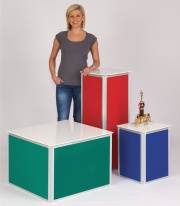 Display Plinths