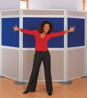 Pole and Panel Exhibition Display Systems