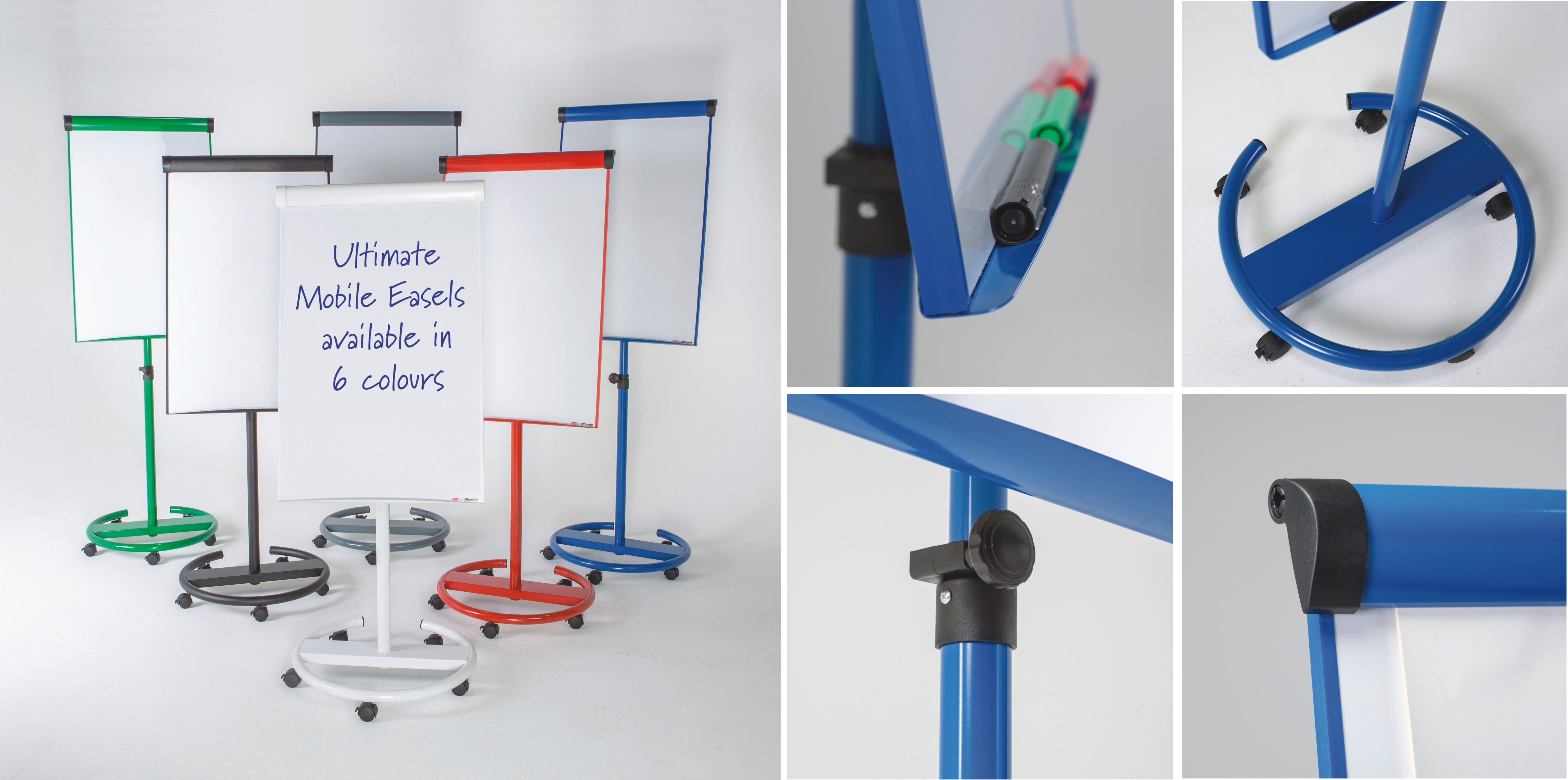 The Ultimate Mobile Flipchart Easel