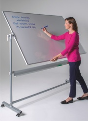Mobile Drywipe Whiteboards