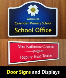 Internal Signs & Displays