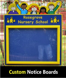 Custom Notice Boards
