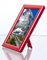 Freestanding Snap Frame Poster Holders