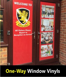 One-Way Window Graphics