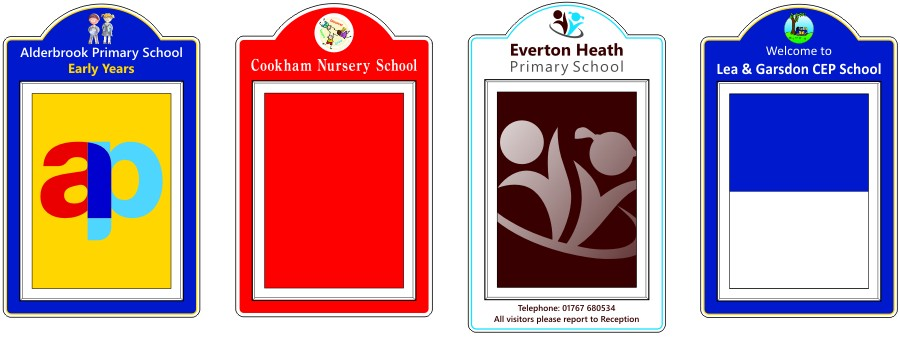 Mini Superior School Notice Boards