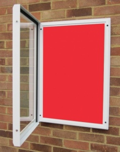 The Storm - Portrait -  Wall Mounted Notice Board