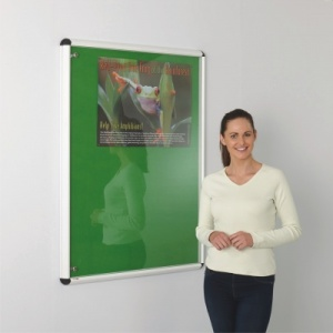 Shield Design Colourplus Tamperproof Noticeboards