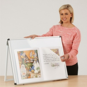 Write On - Big Book Tabletop Easel