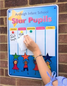 Custom Printed School Whiteboards