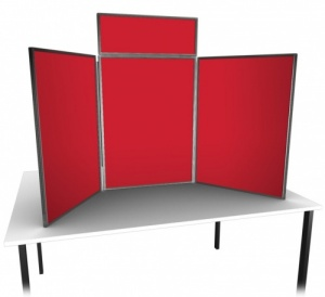 Desk Top Plastic Display (Large)