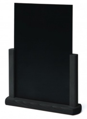Matt Black Tabletop Chalkboard