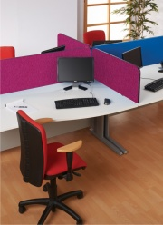 BusyScreen - Curve Desk Screens