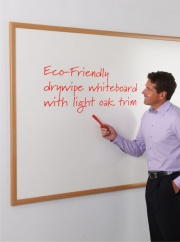 Write-On Eco-Friendly Whiteboards