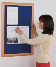 Eco-Friendly Premier Notice Board