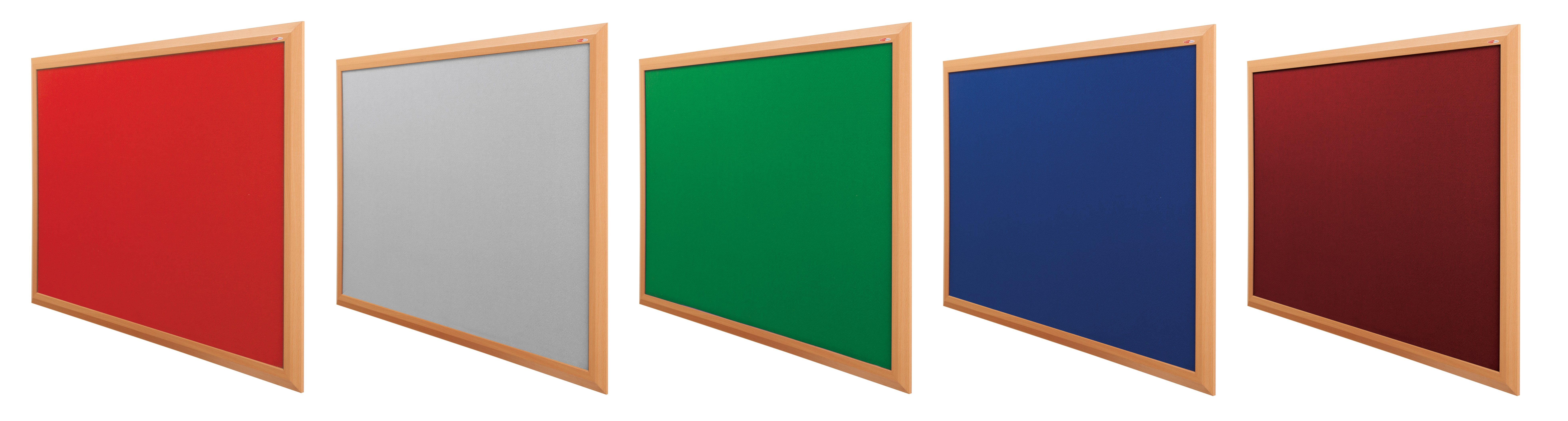 Eco-Friendly Premier Felt Notice Boards