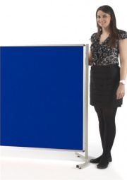 Deluxe Freestanding Notice Board