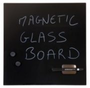 Magnetic Glass Memo Tile