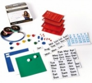 Bi-Office Magnetic Planning Kit