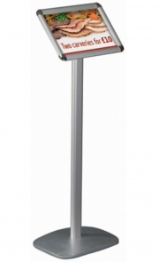 The Presenta Freestanding Literature Display Holder