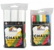 Rainbow Liquid Chalk Pens