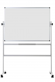 The Maya Non Magnetic Mobile Drywipe Whiteboard