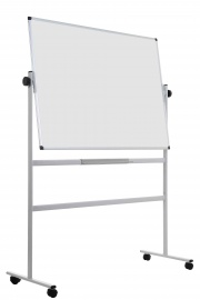 The Revolver - Mobile Gridded Drywipe Whiteboard