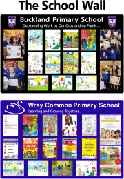 The School Wall - Display Panels