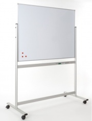 Fixed Vertical - Mobile Magnetic Whiteboard