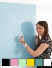 Colourwipe Glass Boards
