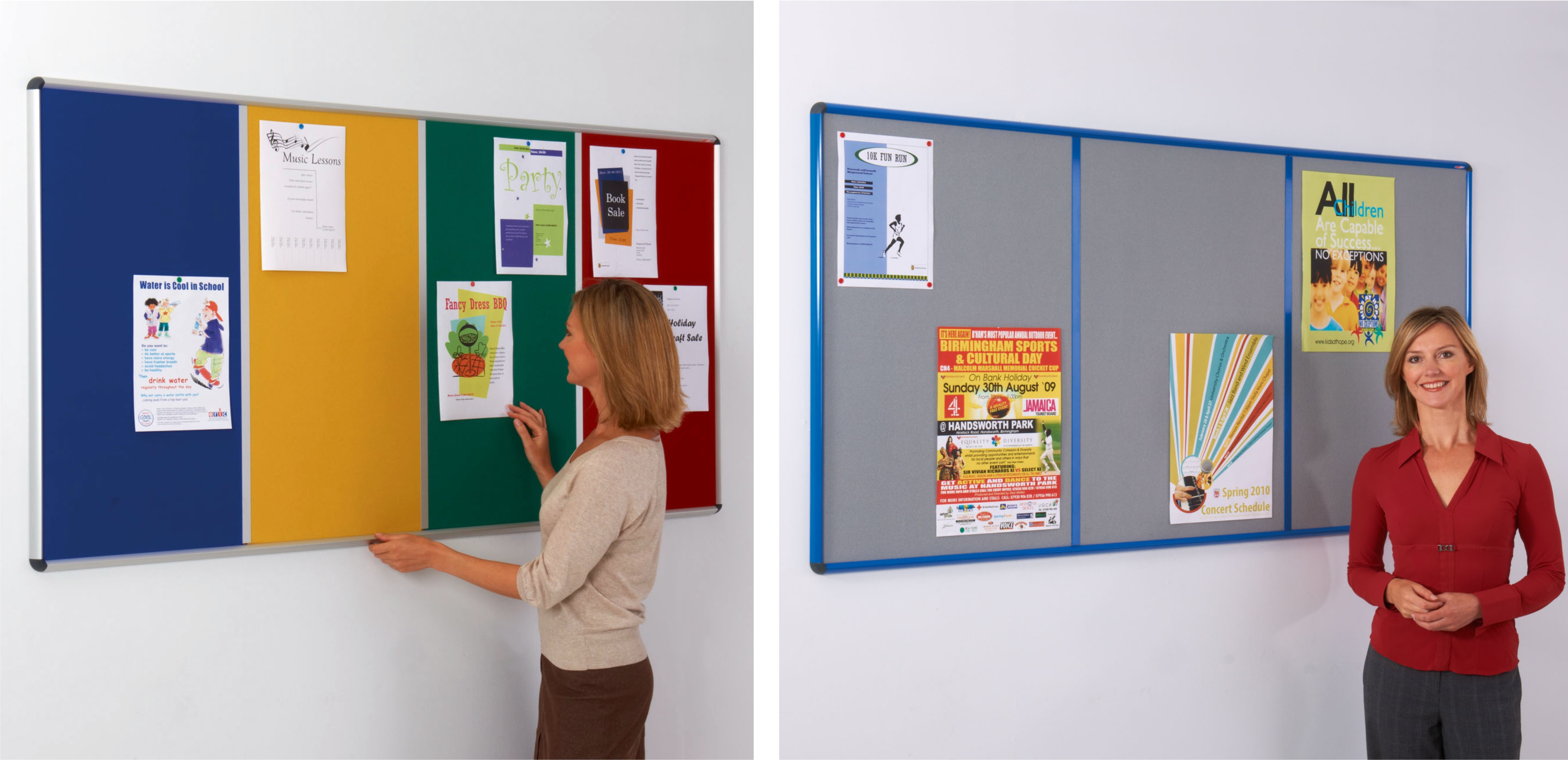 Multibank Noticeboards