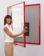 Shield Tamperproof Notice Boards
