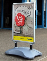 Sightmaster 2- Forecourt Sign