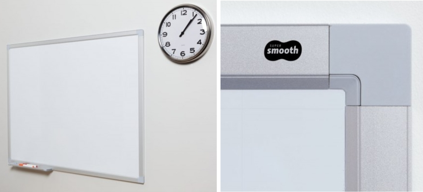 Super Smooth Premium Magnetic Whiteboards