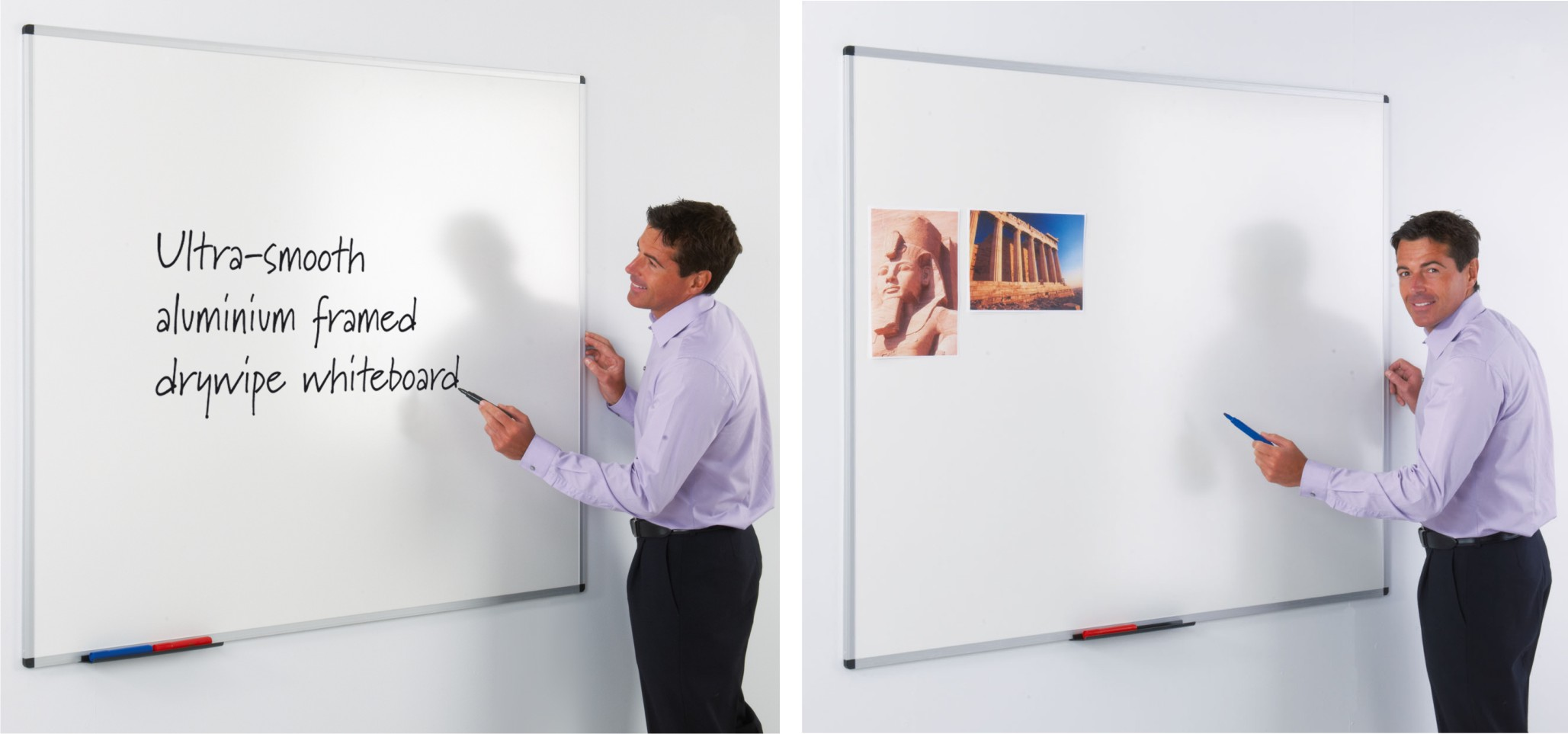magnetic drywipe whiteboards