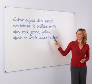WriteOn - Coloured Edged Whiteboards