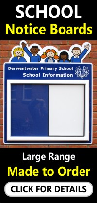 School Noticeboards