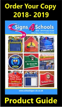 Signs4Schools Product Guide